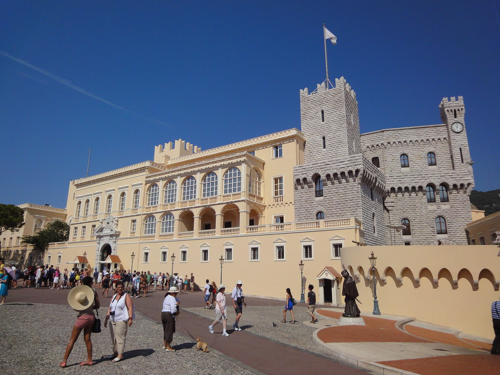 Palais Princier-Monaco