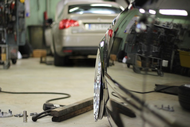 jusni: Audi A4 Bagged Bathtub - Sivu 3 17547371959_62a5662d4d_c