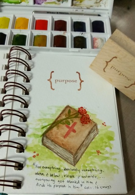 {Purpose} Watercolor