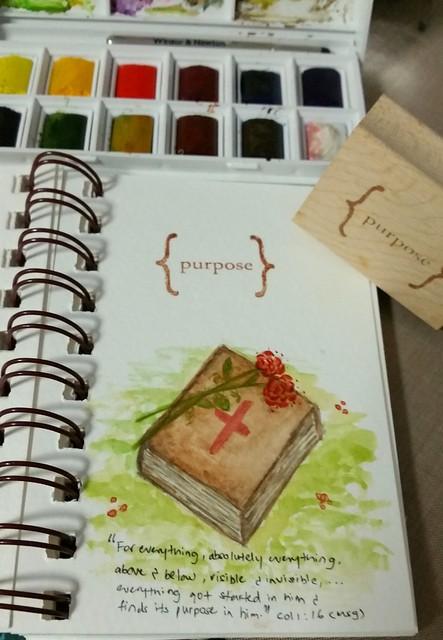 {Purpose} Watercolor