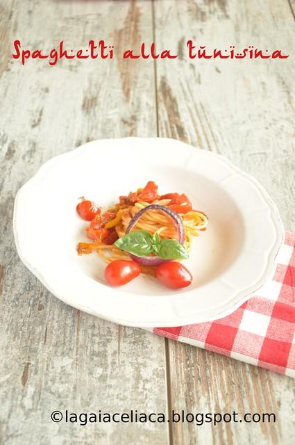 Spaghetti alla tunisina