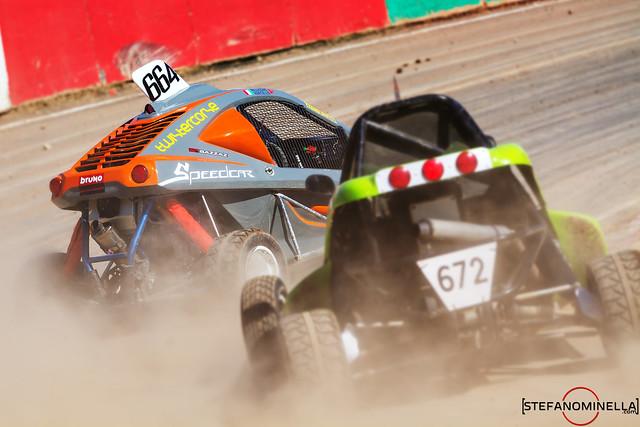 Bagarre - TRX Kartcross