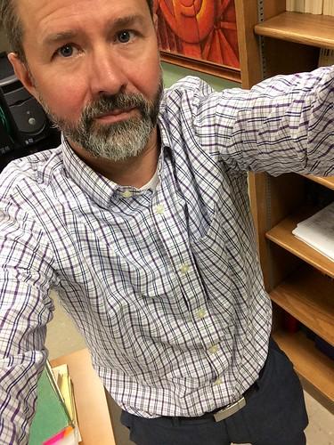 Selfies In The Office