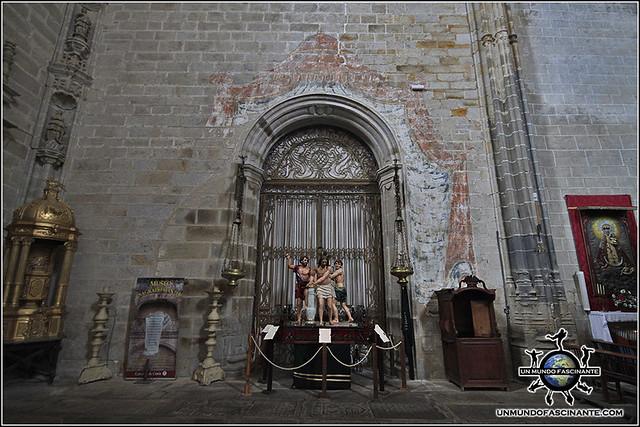 Catedral de Coria, Cáceres, Extremadura. España. Spain