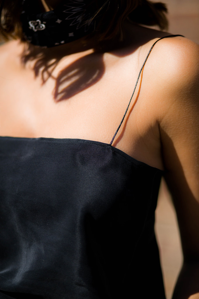DIY Silk Camisole