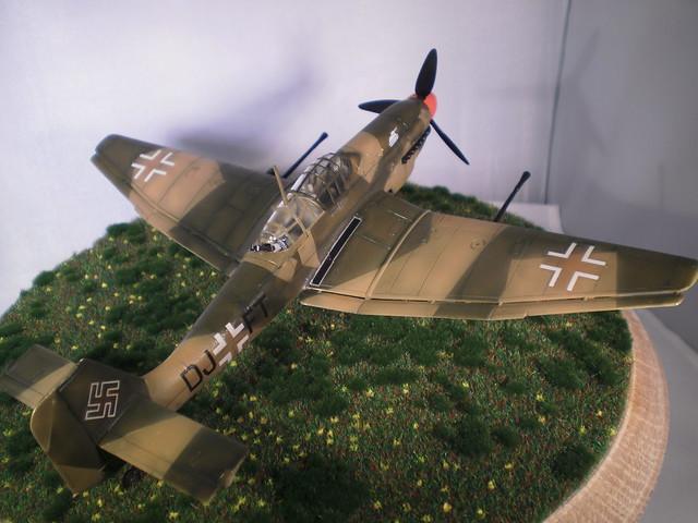 Ju-87 Stuka G-1 FUJUMI 1/72ème 16859860763_bb0bf5bd48_z