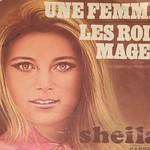 Sheila - Les Roi Mages (Tweedle Dee Tweedle Dum) / Une Femme