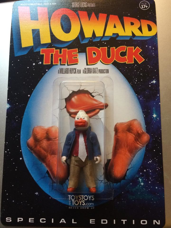 80s Customs - Howard the Duck