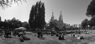 North Beach - Washington Square St. Peter and Paul church