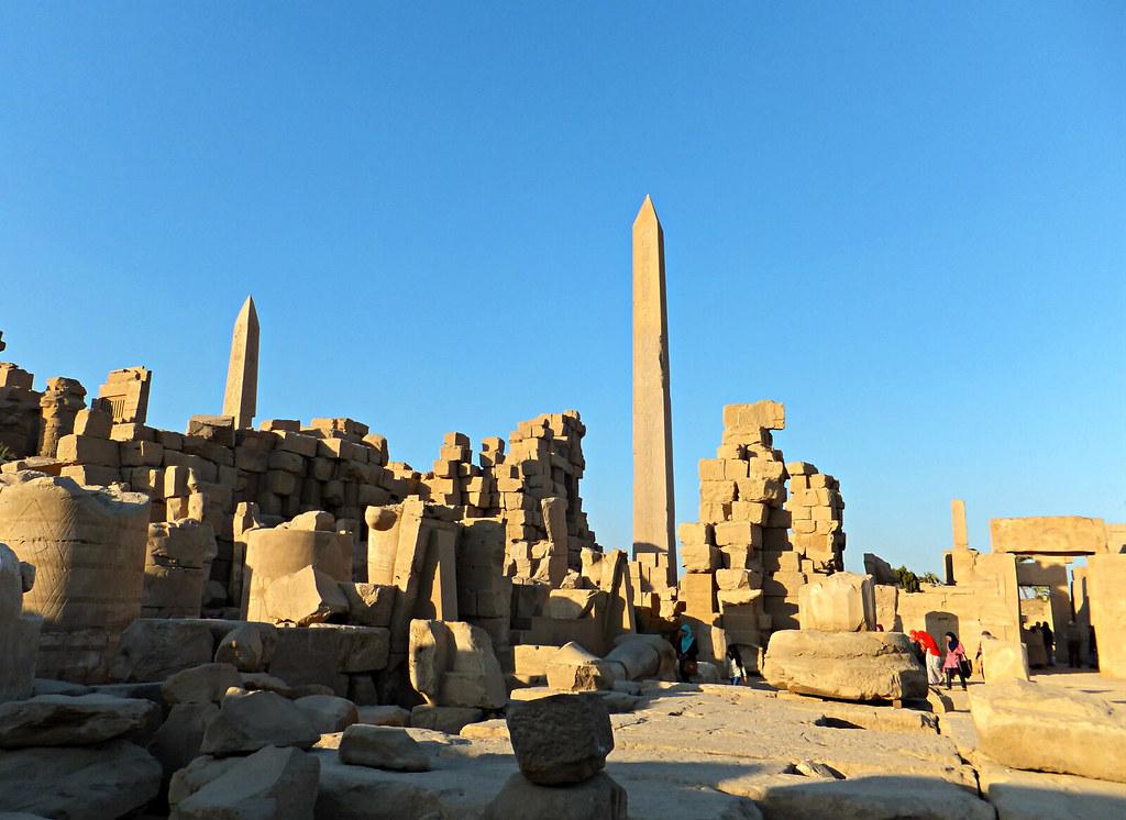Karnak Temple Complex, Egypt 2015