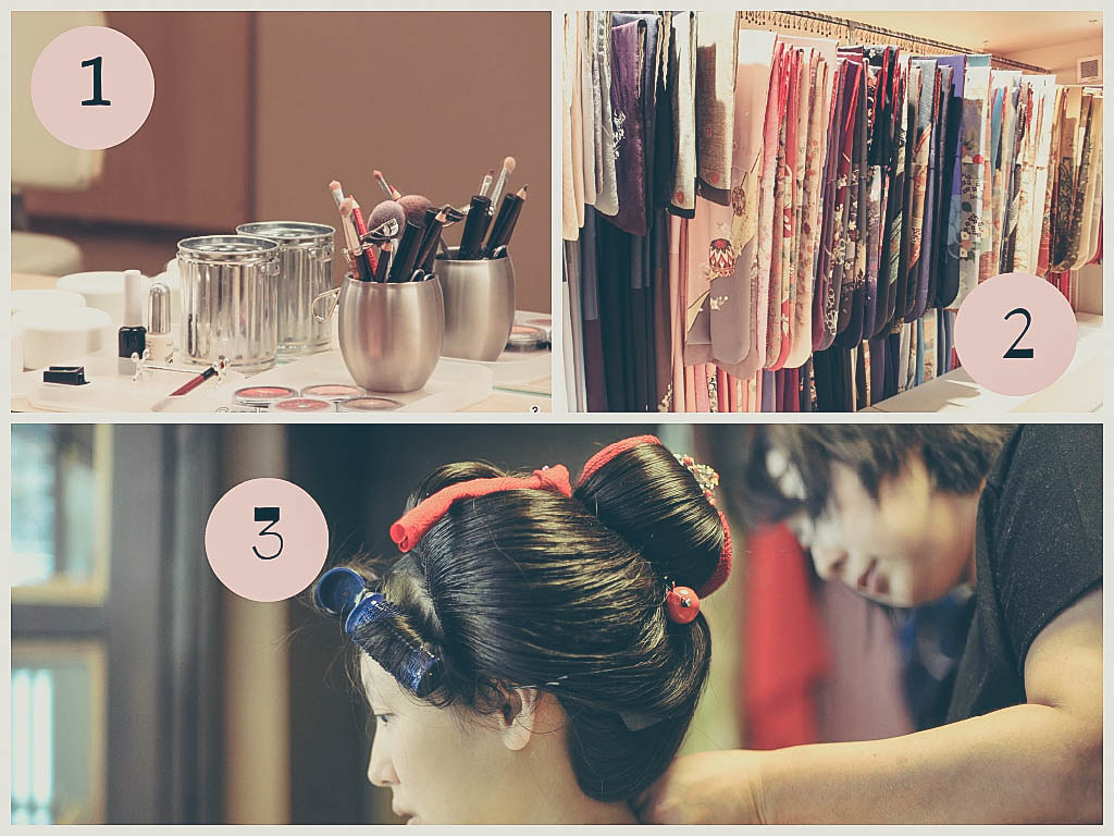 Flow of the Maiko Transformation part 1
