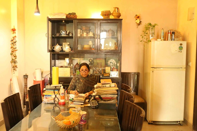 City List - 20 Living Urdu Writers, Dehli