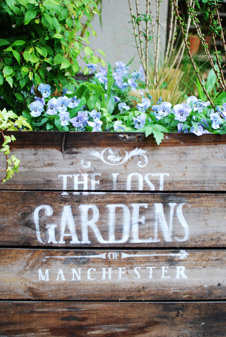 The Lost Gardens of Manchester