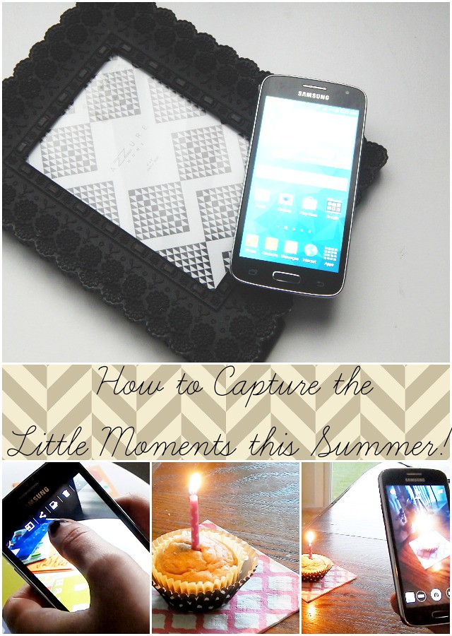 How to Capture the Little Moments this Summer with Walmart Family Mobile!