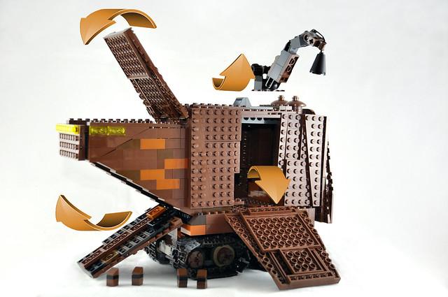 Midi Sandcrawler