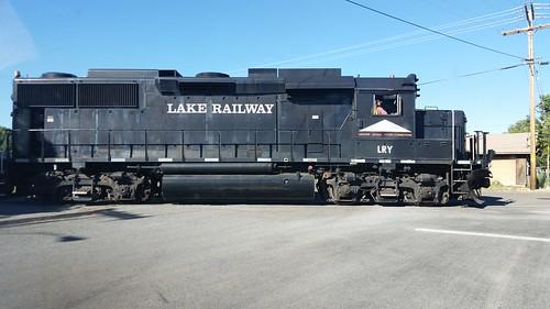 Lake Railway 2809 at Alturas