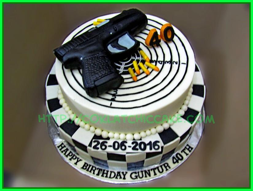 Cake Pistol