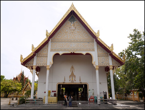 nosotros also constitute Wat Phra Tong for the showtime fourth dimension <a href=