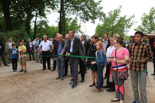 21 et 22 mai 2016 - Jardinades et inauguration du parc Dampierre