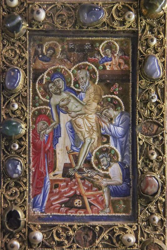 Konigsfelden diptych, Venice, ca 1280-90