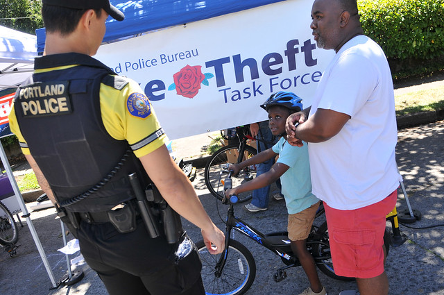 PPB Bike Theft Task Force at Sunday Parkways-10.jpg