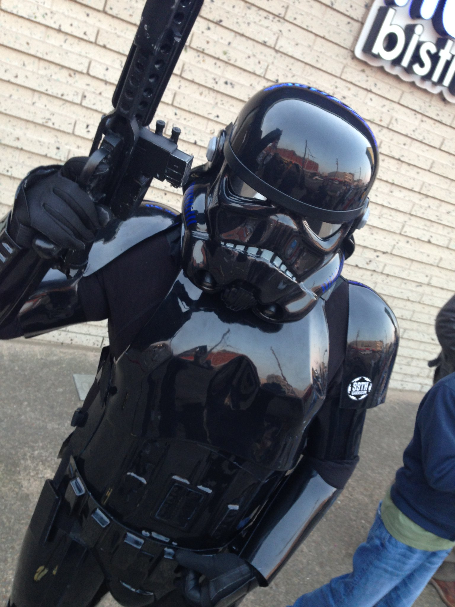 Blackpool Comic-Con Launch Party - Star Wars Stormtrooper