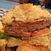 Fran's Restaurant - the burger