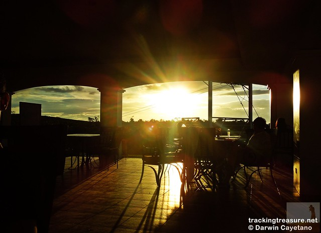 9 Caliraya Mountain Spring Marina Resort - Sunset by the Restaurant