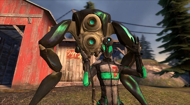Zero Suit Samus Is Playable In Garry's Mod | One Angry Gamer