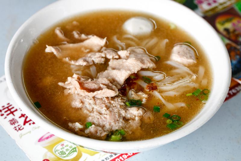 Penang Corner Koay Teow Soup