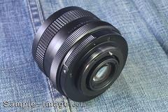 Pentacon Auto 29mm f/2.8 MC