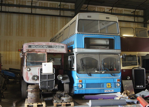 Ensignbus Depot Visit, May 2015 (c) David Bell