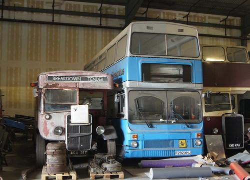 Ensignbus Depot Visit, May 2015 (c) David Bell