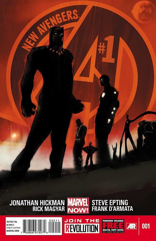 Marvel NOW! New Avengers 1