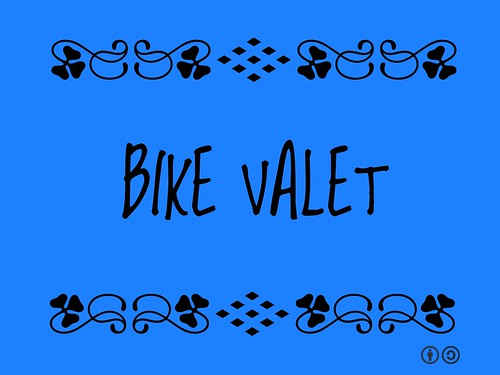 Buzzword Bingo: Bike Valet