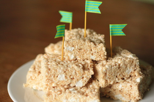 Rice Krispie Treats 08