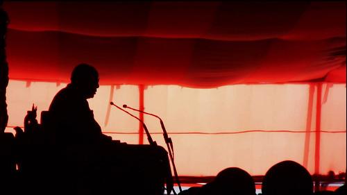 映画『ダライ・ラマ14世』より © Buenos film
