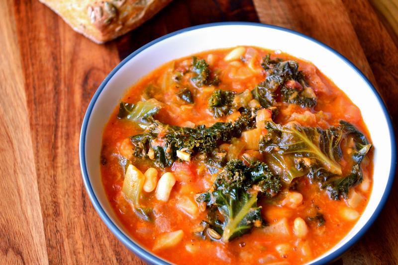 Tuscan Ribollita - frugalfeeding | Low Budget Family Recipes, UK Food ...
