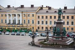 Senaatintori. Helsinki. Finland
