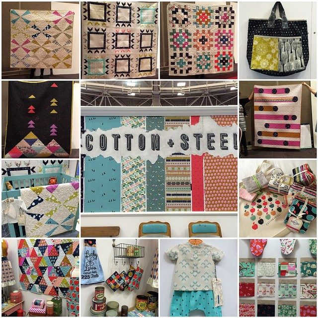 Cotton and Steel - Spring Quilt Market 2015