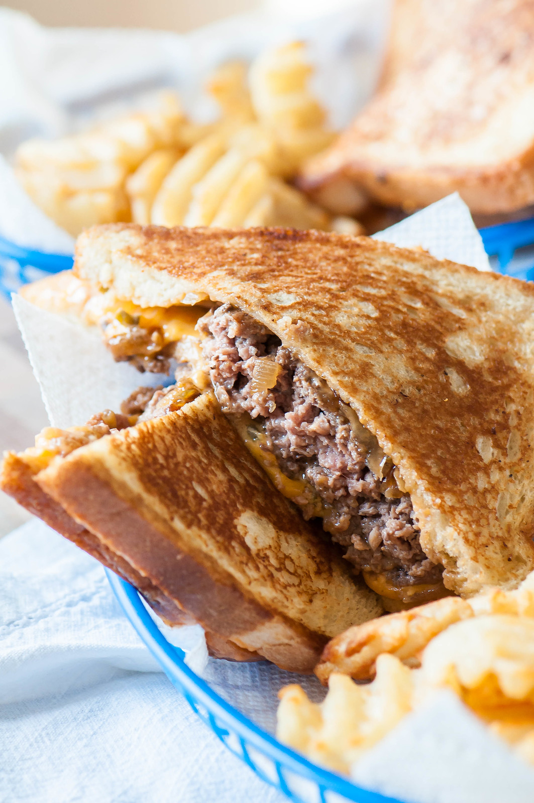 Classic Patty Melt 4