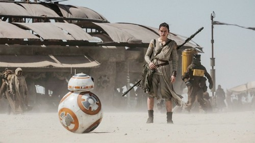 Star Wars - Episode VII - The Force Awakens - screenshot 2