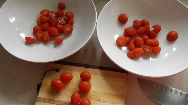 Tomato Mint Salad 1