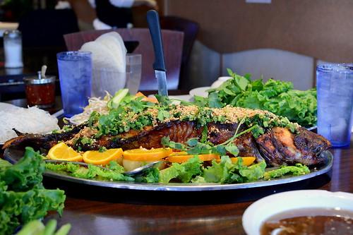 Phong Dinh Restaurant - San Gabriel
