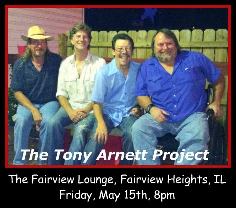 The Tony Arnett Project 5-15-15