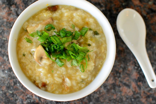 Chao Ca - Vietnamese Fish Porridge