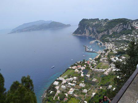 Capri insula magica din Marea Tireniana 19
