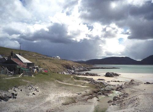 Luskentyre Sands, Isle of Harris.