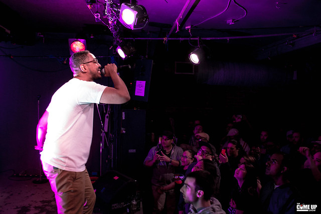 Oddisee @ The Rivoli. May 12 2015.