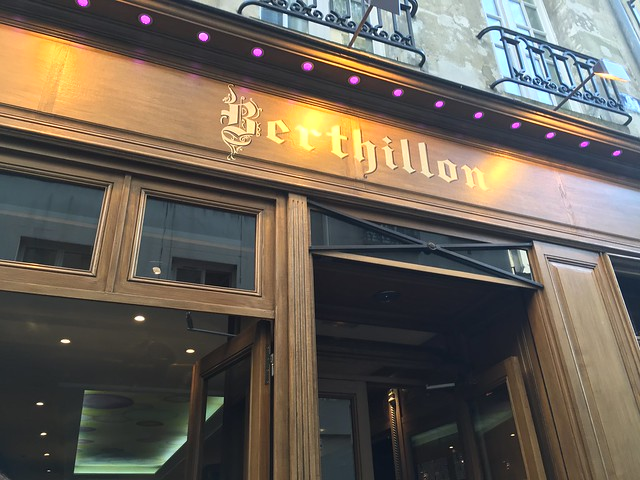 IMG_1367 ベルティオン・サロン・ドゥ・テ(Berthillon Salon de the) アイスクリーム サン・ルイ島 フランス パリ